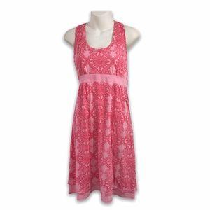 Athleta Vyasa Dress, Pink! Size Medium, Tank Style